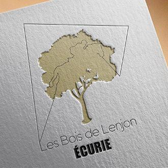 Logo les bois de lenjon