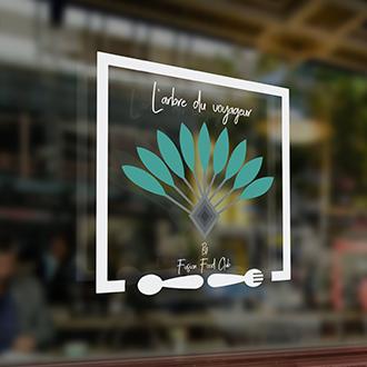 Logo L'arbre du voyageur